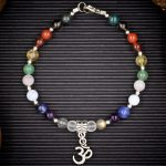 12 Stone Essential Chakra Bracelet by Healing Stones for You