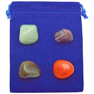 Healing Stones for You Stimulate Metabolism Intention Stone Set – SMB1