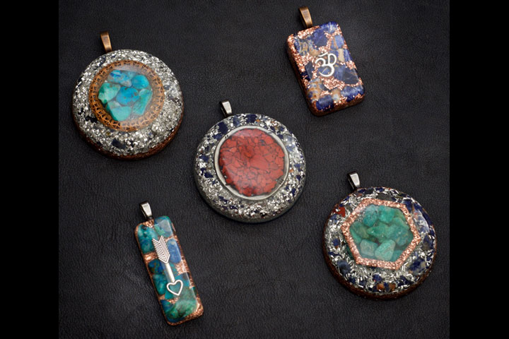 Orgone pendants archives healing stones for you orgonite pendants from healing stones for you mozeypictures Images