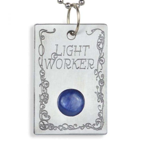 Kyanite 'Light Worker' Pendant