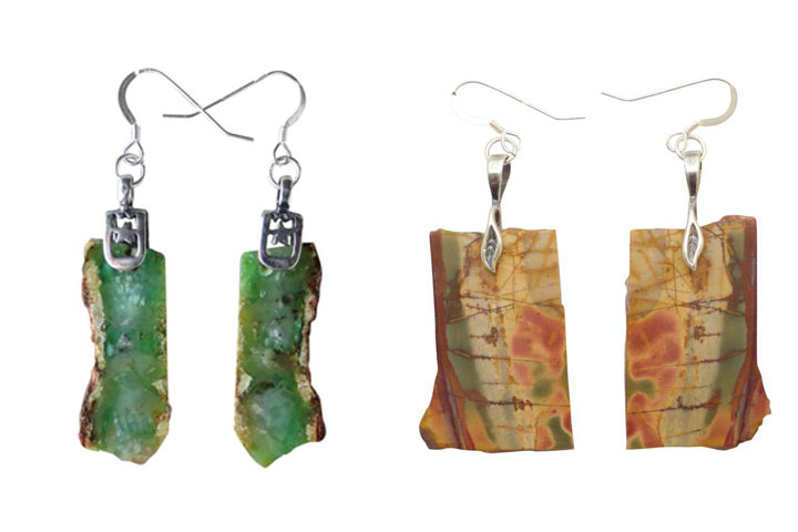 Natural Stone Earrings from Healing Stones for You