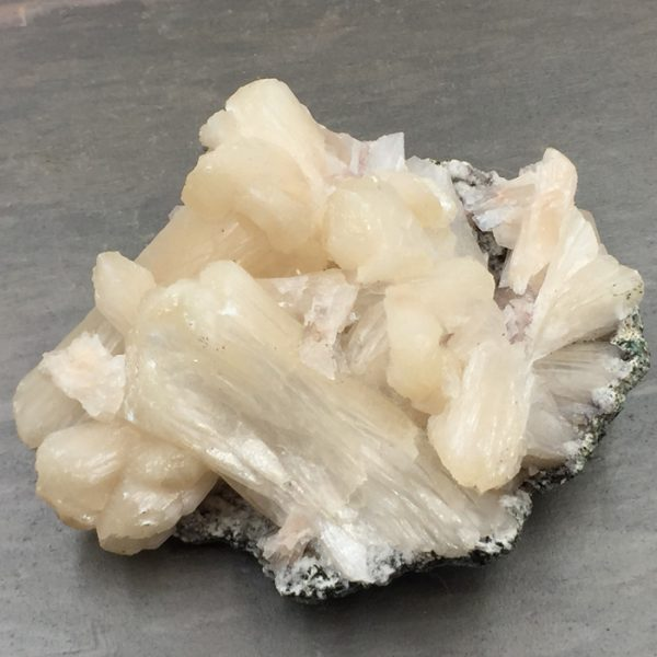 Apophyllite with Stilbite Crystal from Healing Stones for You