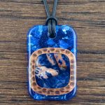 Sodalite Stardust Orgonite® Pendant by Healing Stones for You