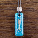 Apatite Suspension Pendant by Healing Stones for You