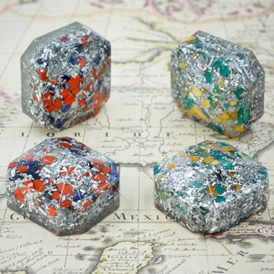 Orgonite Pocket Jewels bY Healing Stones for You