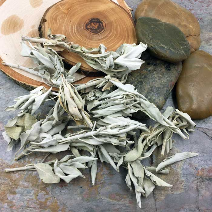 Loose White Sage from Healing Stones for You