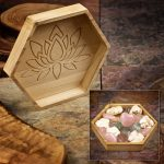 Attract Love Crystal Tray by Healing Stones for You