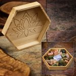 Healthy Pregnancy Crystal Tray by Healing Stones for You