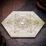 Build Your Own Mini Crystal Grid Set by Healing Stones for You