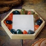 Selenite Square Crystal Charging Tray by Healing Stones for You