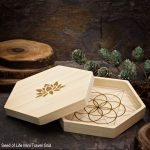 Seed of Life Mini Travel Grid by Healing Stones for You