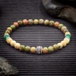 Healthy Pregnancy Intention Bracelet by Healing Stones for You