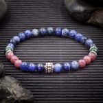 Insomnia Relief Intention Bracelet by Healing Stones for You