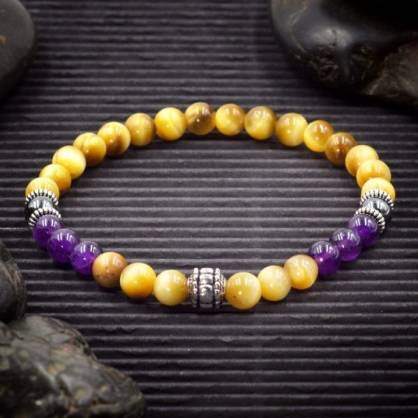 Break Addictions Intention Bracelet by Healing Stones for You