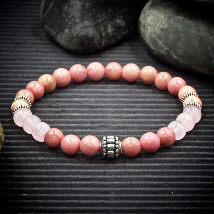 Attract Love Intention Bracelet by Healing Stones for You