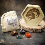 Capricorn Zodiac Crystal Set by Healing Stones for You