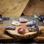 Botswana Agate Crystals for Grids from Healing Stones for You