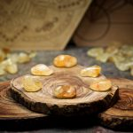 Citrine Crystals for Grids by Healing Stones for You
