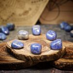 Dumortierite Crystals for Grids from Healing Stones for You