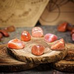 Fire Agate Crystals for Grids from Healing Stones for You