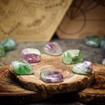 Fluorite Crystals for Grids from Healing Stones for You