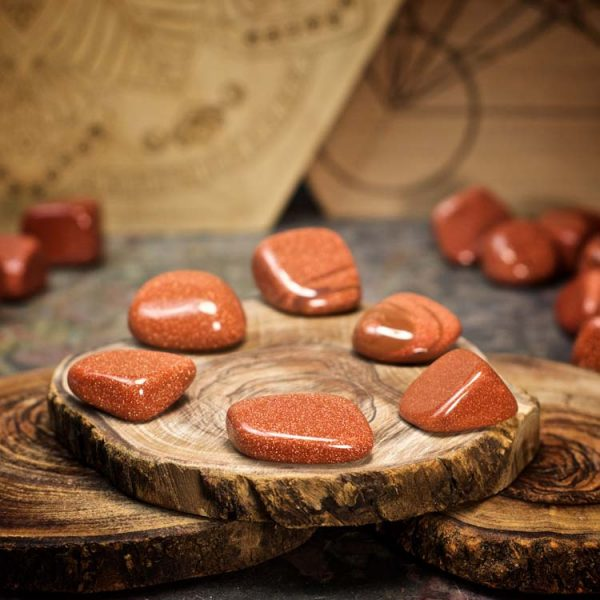 Goldstone Crystals for Grids from Healing Stones for You