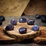 Iolite Crystals for Grids from Healing Stones for You