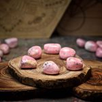 Rhodochrosite Crystals for Grids from Healing Stones for You
