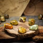Rhyolite Crystals for Grids from Healing Stones for You