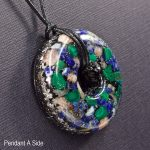 Step into your Power Orgonite® Pendant by Healing Stones for You