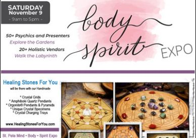 St Pete Mind Body Spirit Expo at First Unity Church