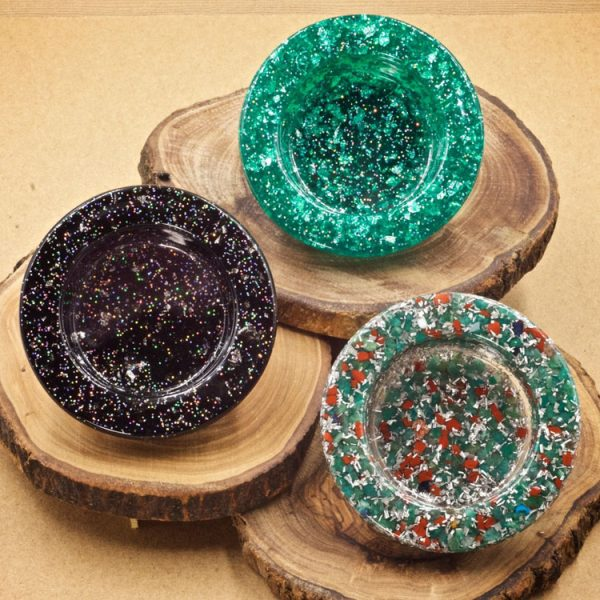 Orgonite® Charging Bowls by Healing Stones for You