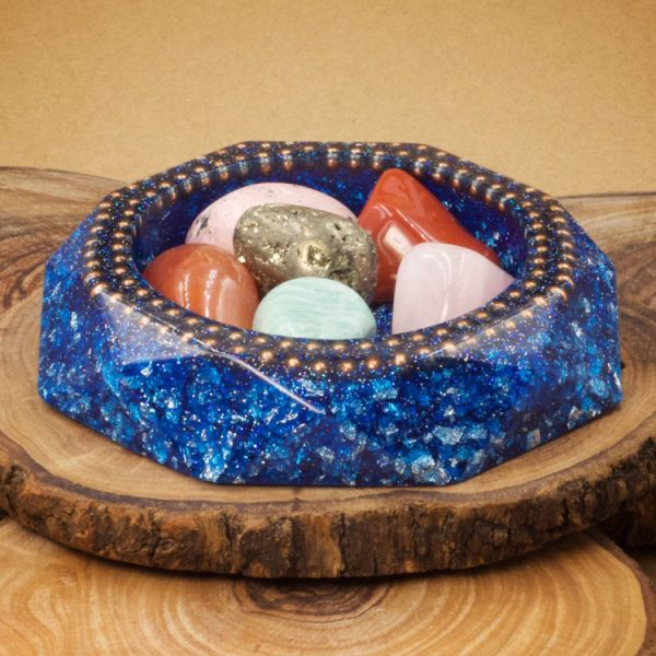 Orgonite® Charging Dish by Healing Stones for You