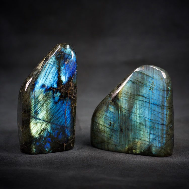 Labradorite Polished Freeform Display Crystals for sale at Healing Stones for You