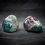 Fluorite Polished Freeform Specimen Crystals