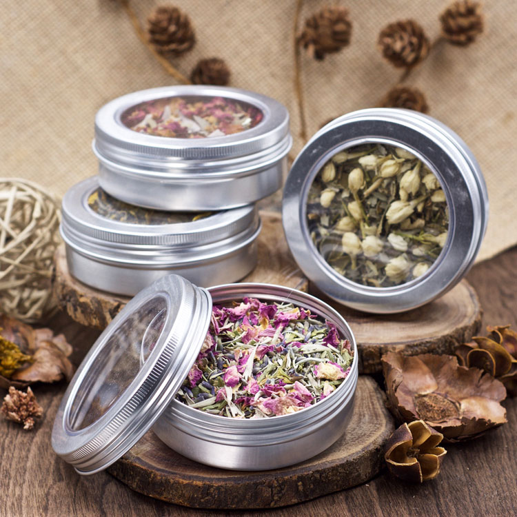 Travel Smudge Kits with Sage Herbs and Flowers from Healing Stones for You