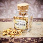 Palo Santo Chips Mini Herbal Apothecary Jar