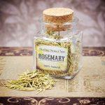 Rosemary Leaves Mini Herbal Apothecary Jar