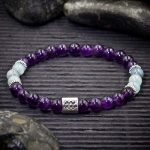 Aquarius Zodiac Bracelet by Healing Stones for You
