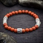 Cancer Zodiac Bracelet by Healing Stones for You