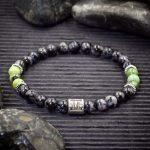 Gemini Zodiac Bracelet by Healing Stones for You