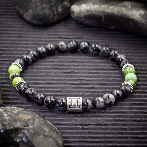 Gemini Zodiac Bracelet by Healing Stones for You