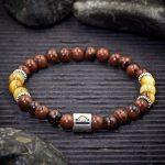 Libra Zodiac Bracelet by Healing Stones for You