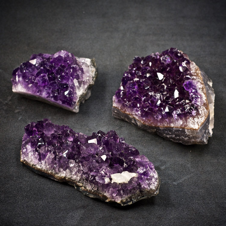 Amethyst Clusters from Healing Stones for You