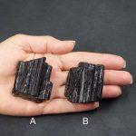 Black Tourmaline Rods