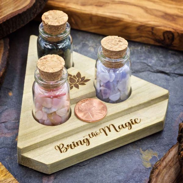Bring the Magic Mini Crystal Apothecary Set