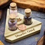 Dissolve Grief Mini Crystal Apothecary Set