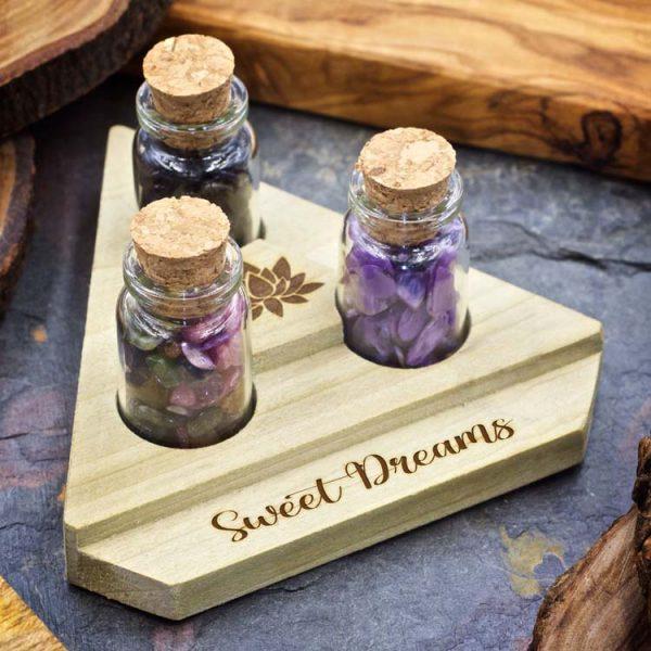 Sweet Dreams Mini Crystal Apothecary Set