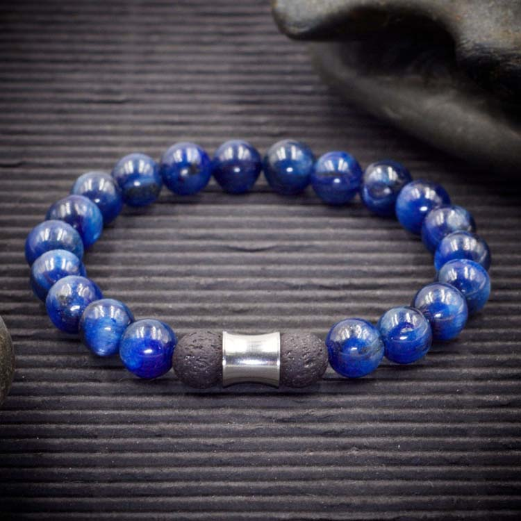 Kyanite Aromatherapy Bracelet
